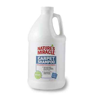 Nature's Miracle Carpet Shampoo, Deep Cleaning Stain & Odor Remover
