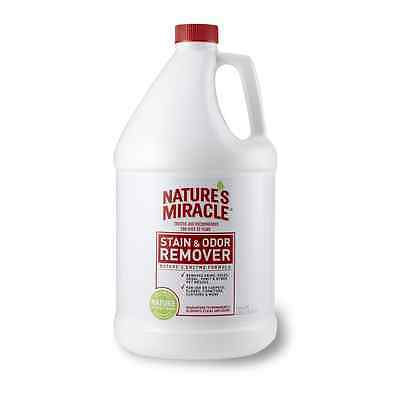 Nature's Miracle Stain & Odor Remover Gallon (512504)