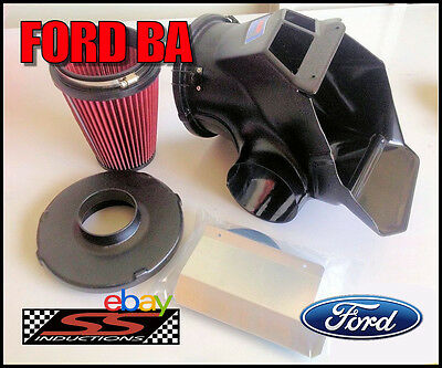 Ford Ba Boss V8 - Ss Inductions Growler Cold Air Induction