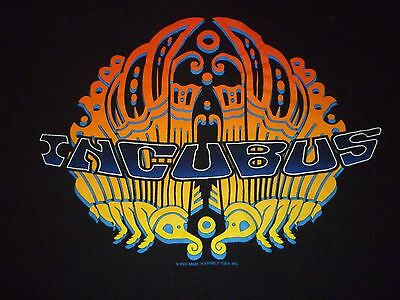 Incubus Tour Shirt ( Used Size M ) Very Nice Condition!!!