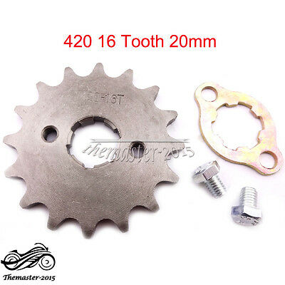 NEW 19 Tooth Front Sprocket 2007-2018 Polaris Sportsman 90 110