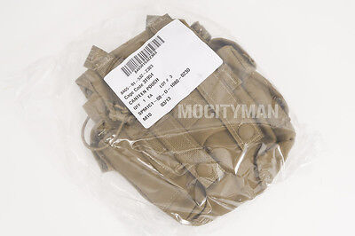 USMC Military Canteen General Purpose Coyote Pouch - Genuine - NEW in Package