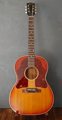 1962 Gibson B25 acoustic guitar - LH - lefty - left hand conversion