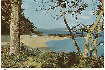 ARDS CREESLOUGH CO. DONEGAL IRELAND PC IRISH POSTCARD No. 332 posted in 1962