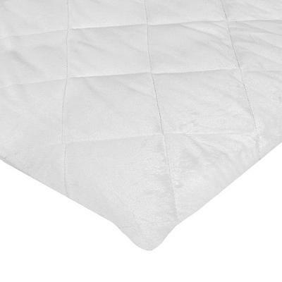 Carters Quilted Play Yard Sheet In Grey - play yard Sheet