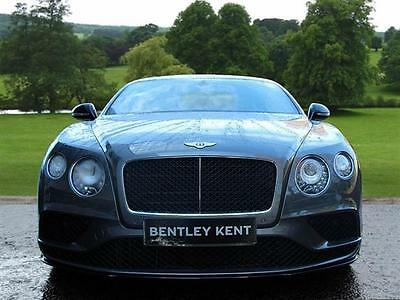 2016 Bentley Continental GT V8 S MDS Petrol grey Automatic