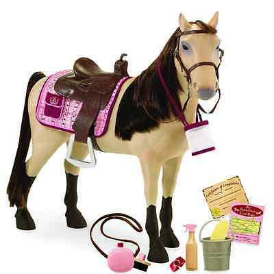 Our Generation Horse - Morgan (Poseable)