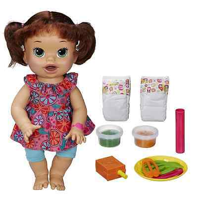 Baby Alive My Super Snackin Baby