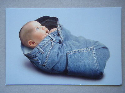 Avant Card #13555 2009 Jeans For Genes Day Postcard