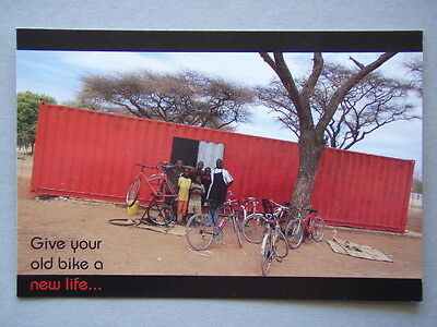 Avant Card #14055 2010 Bicycles For Humanity Postcard