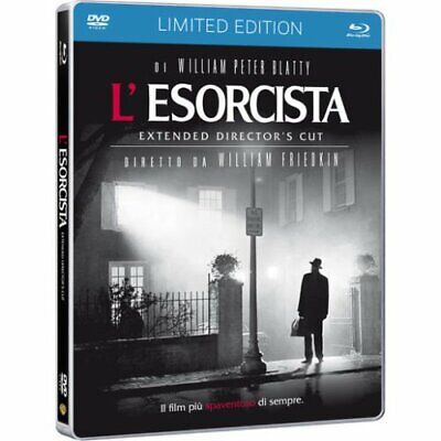 L'esorcista. Extended Director's Cut [Steelbook Limited Edition Dvd + Blu-Ray]