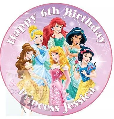 disney wedding cake toppers canada disney princess cake topper personalised edible icing 13593