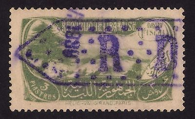 LIBAN REVENUE OVERPRINT STAMP Collection