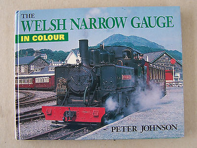 """the Welsh Narrow Gauge In Colour."" Trains Railway Book."