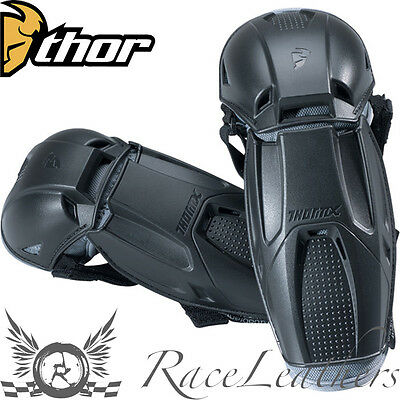 Thor Quadrant Mx Motocross Motorcycle Motorbike Bike Elbow Guards