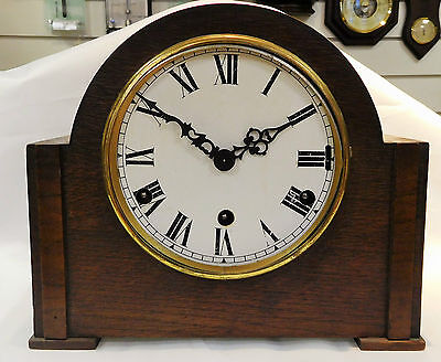 Vintage Westminster Chime Mechanical Clock for Spares or Repair