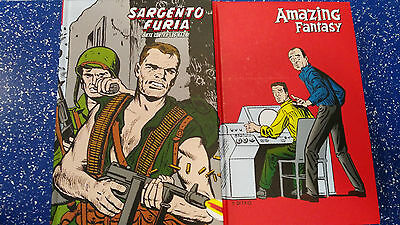 Pack Marvel Limited Edition Sargento Furia + Amazing Fantasy