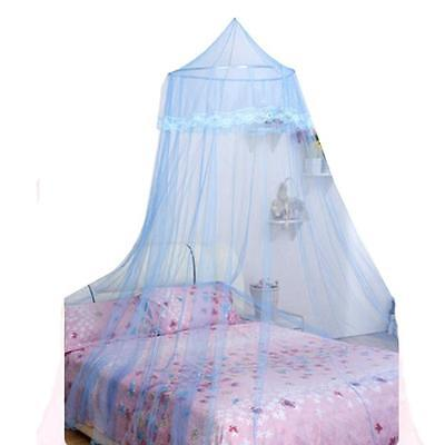 Dome Lace Mosquito Nets Indoor Outdoor Play Tent Bed Canopy Insect Protection UK