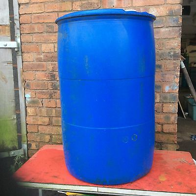 200L Plastic Container Butt Water, Garden, Allotments