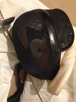 Collection Of Leon Paul Ladies Fencing Gear Medium Plus Vintage Carry Bag