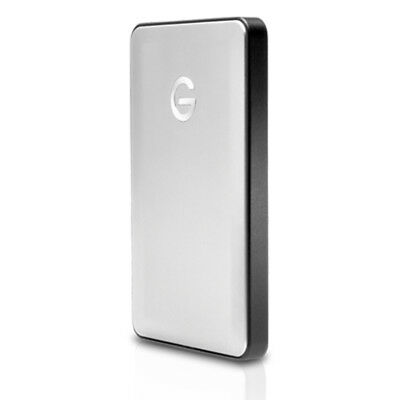 G-Technology G-DRIVE 0G04877 mobile USB-C 1TB Silver