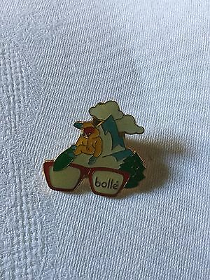 Pin S Bolle