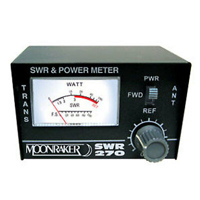 SWR-270 2m/70cm Dual Band SWR and Power Meter