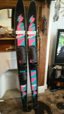 connolley  factor 5 waterskis