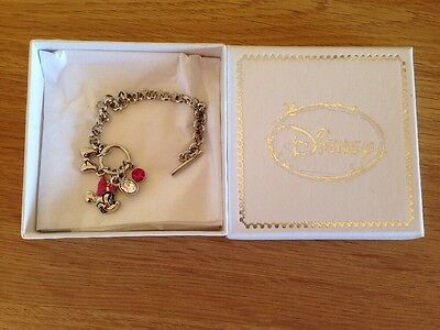 Disney Store Minnie Mouse Children's Charm Bracelet
