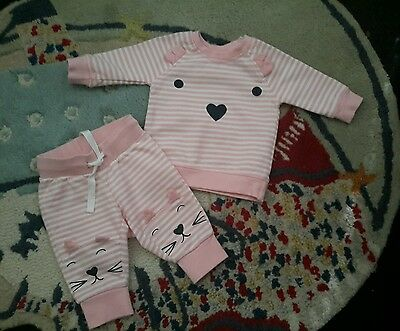 Seed baby girl suit 0-3months