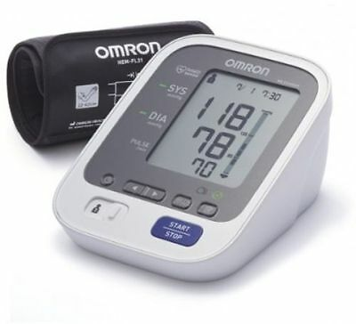 Brand New Omron Healthcare M6 Comfort Upper Arm Blood Pressure Monitor