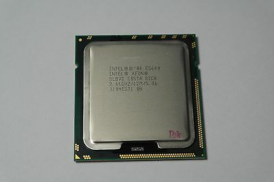 Intel Xeon E5640 2.66 GHz Quad-Core SLBVC (AT80614005466AA) Processor w/Grease