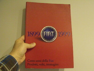 Fiat history 1899 - 1999 book