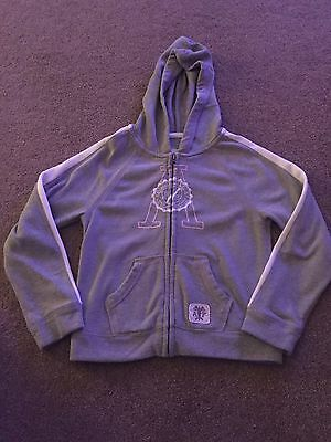 Girls Abercrombie & Fitch Zipper  - Aged 7/8 Years - Excellent Condition