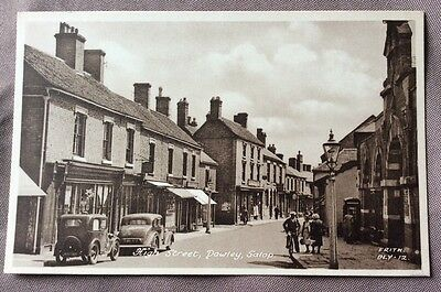 postcard High Street, Dawley, Shropshire