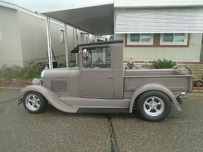 1929 Ford MODEL A P/UP TRUCK  1929 ford P/UP TRUCK HOT ROD STREET ROD