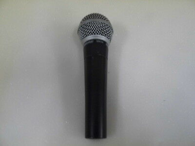 SHURE SM58 Vocal Dynamic Microphone Good Condition