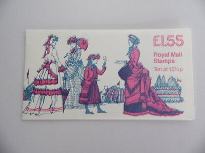 FR3A Costume Booklet £1.55 MNH Cat £5.75