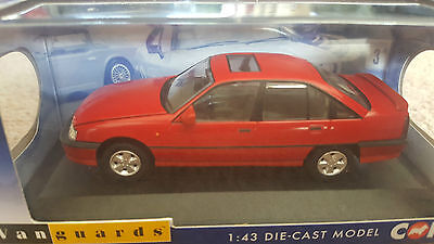 CORGI Vanguards Vauxhall Carlton 3000 GSI 1-43 scale model car