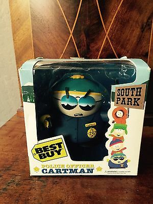 Police Officer Cartman Best Buy South Park Comedy Central by Mezco 2008 sealed