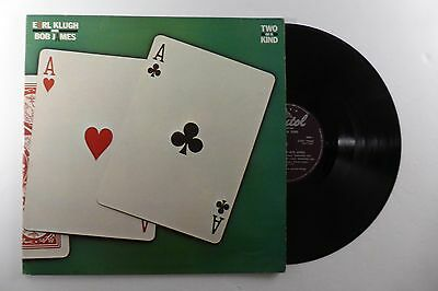Earl Klugh/Bob James -  Two Of A Kind (EAST12244 1982)  Gatefold Vinyl LP Record