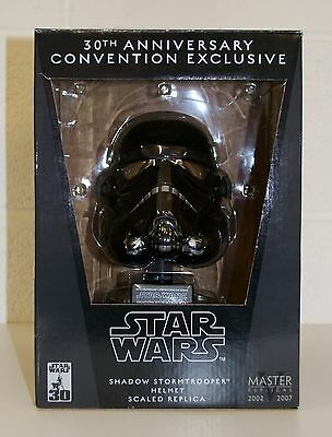 Star Wars 501st LEGION STORMTROOPER HELMET  MASTER Replica. 45 scale