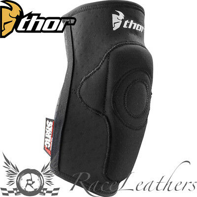 Thor Static Mx Motocross Motorcycle Motorbike Bike Elbow Guards