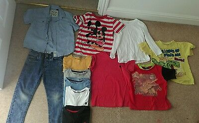 Bundle boys clothes 4-5 years & 5-6 years