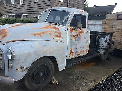 1952 Gmc American Pick Up Truck Fresh California Import Tax And Mot Exempt