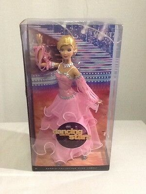 2011 Barbie Dancing With The Stars Waltz Doll Pink Label