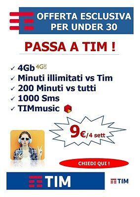 Coupon Tim Young XL POWERED per TUTTI