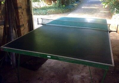 John Jaques & sons Vintage Table Tennis Table