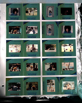 1969 Jeff Simmons 20 Color Photo Slides From Herb Cohen Frank Zappa Easy Chair
