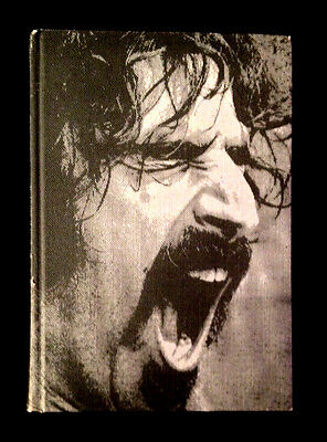 1977 Frank Zappa Song Book 496 Pages Hard Cover  English With German Translation